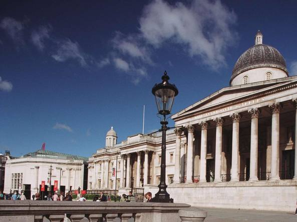 La National Gallery a Londra