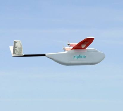 Droni usa e getta e biodegradabili per portare medicine - Zanzibar medicine da portare ...