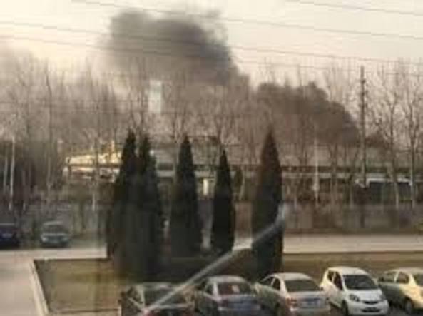 Prende fuoco una fabbrica che aveva prodotto batterie Note 7 — Samsung SDI