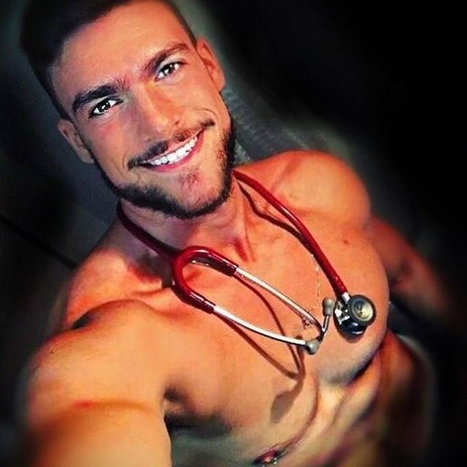 Risultati immagini per sexy male infermiere