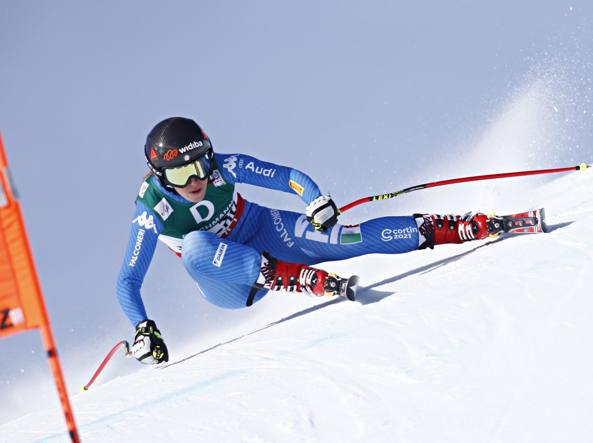 St. Moritz: discesa alla Stuhec, Goggia quarta