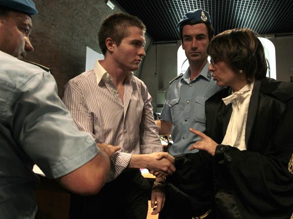 Processo Meredith, respinta la richiesta di risarcimento per Sollecito