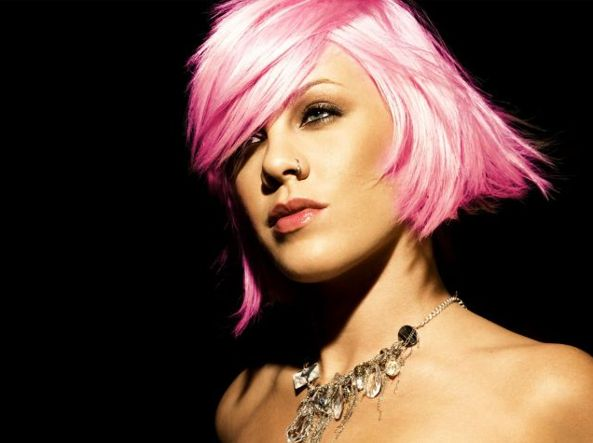 La cantante Pink