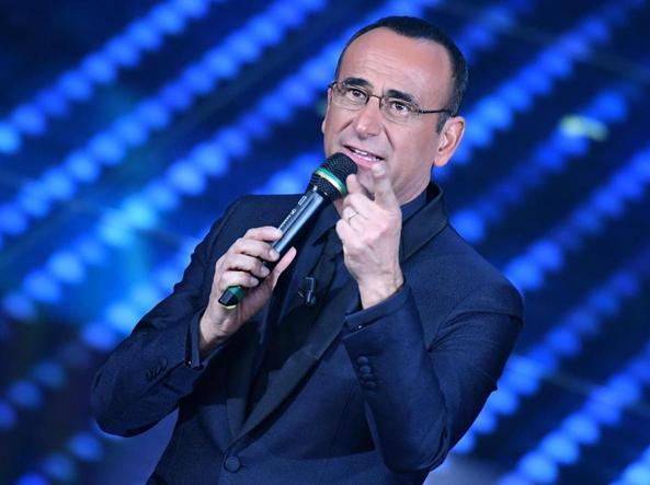 Carlo Conti, 55 anni