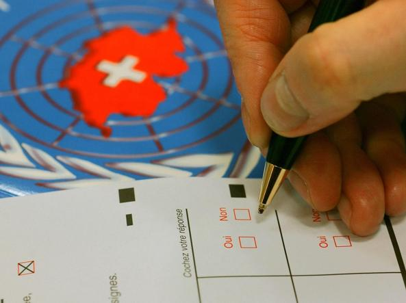 Svizzera, sconfitta la destra nazionalista: