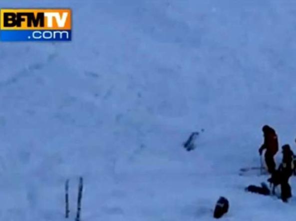 Valanga al confine italo-francese: 4 morti