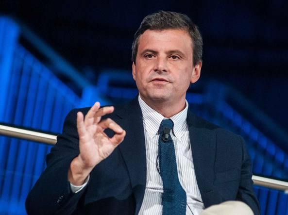 Il ministro dello Sviluppo economico, Carlo Calenda