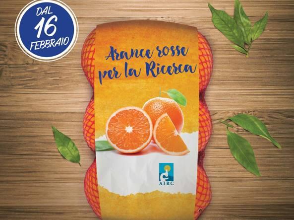 Le arance rosse Airc