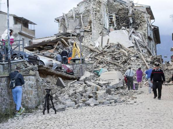 Terremoto, Protezione civile: danni per 23 miliardi e mezzo di euro