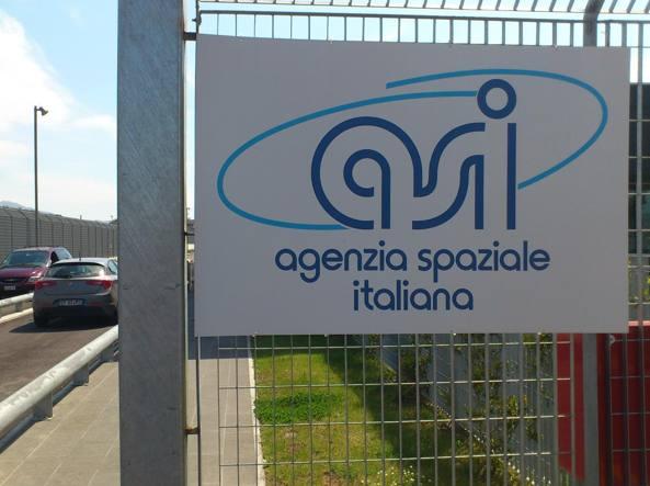 La sede dell'Agenzia spaziale italiana