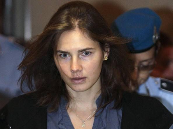 Amanda Knox e la detenzione in carcere: