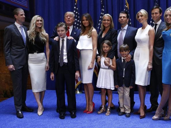 Il clan Trump