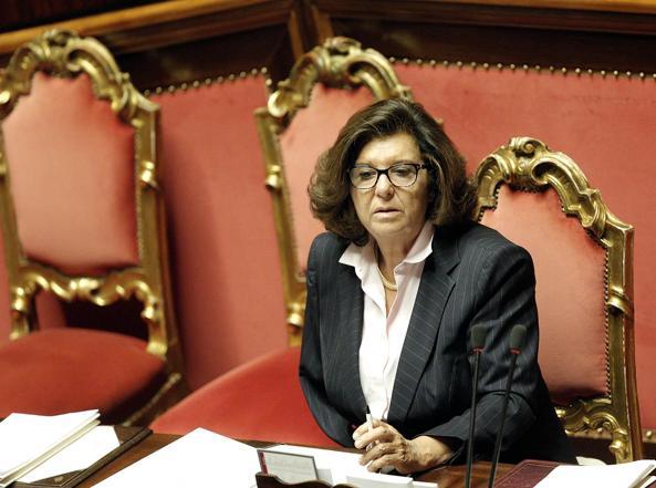 Paola Severino, ministra all'epoca della riforma del reato