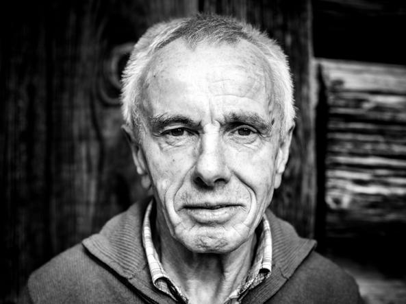 Ivo Andrich, 68 anni a fine marzo
