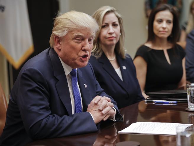 Trump: «L'arsenale nucleare Usava ampliato»