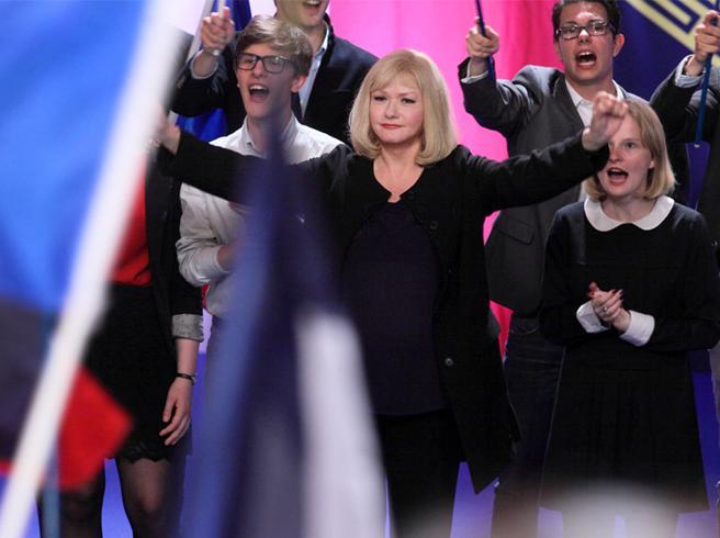 Un film smaschera il Front NationalMa Le Pen non ha di che temere