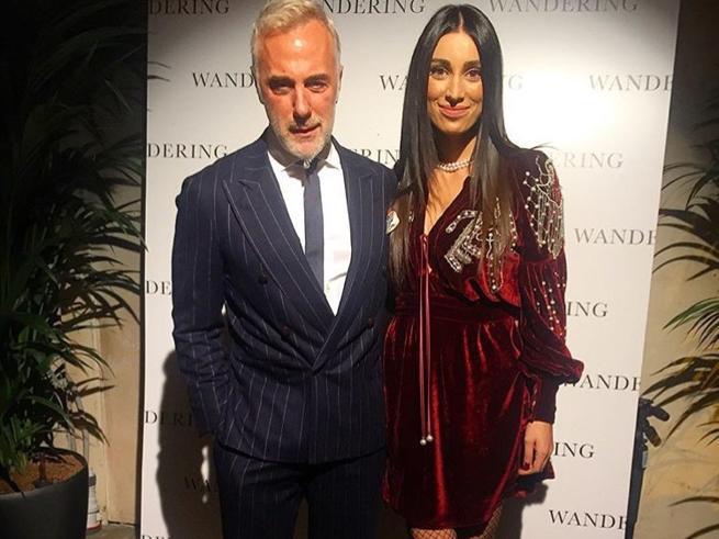 Giorgia Gabriele: «Io e Gianluca Vacchi? Semplici come una t-shirt»