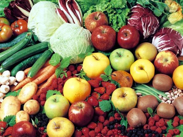 10 porzioni di frutta e verdura per vivere a lungo, non 5