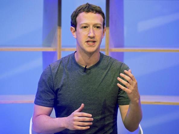 Mark Zuckerberg (Ansa/Nietfeld)