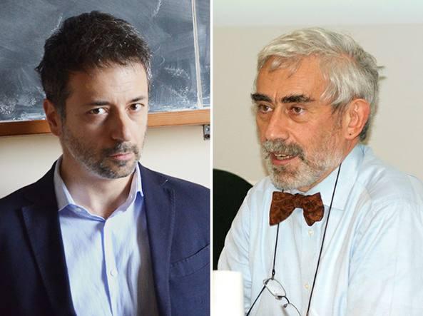 Giuseppe Mingione e Daniele Checchi