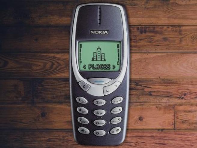 Il nuovo Nokia 3310 avrà lo schermo a colori