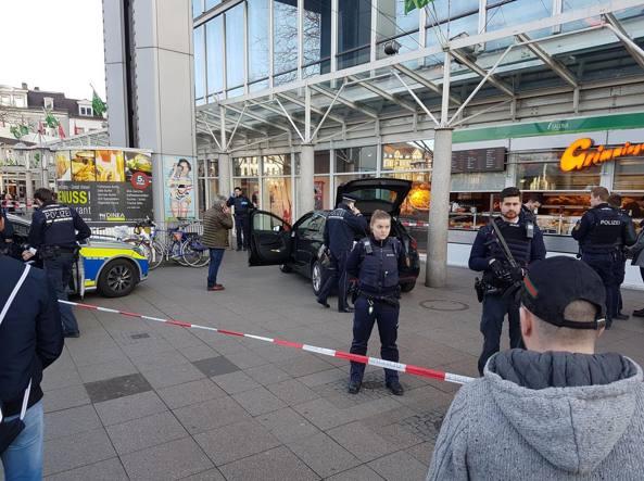 Germania, morto uno dei tre feriti