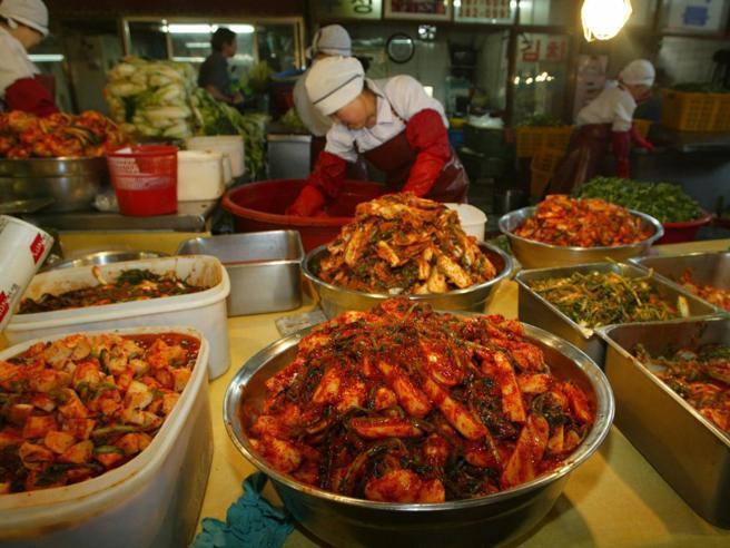 Arriva dalla Corea l'elisir di lunga vitaEcco il kimchi, il cavolo che fa bene