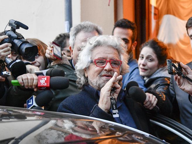 Il giorno in cui  Grillo scoprì il compromesso