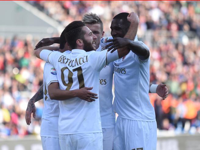Serie A. Sassuolo-Milan 0-1, pagelle rossonere: brilla Zapata, Suso è spento