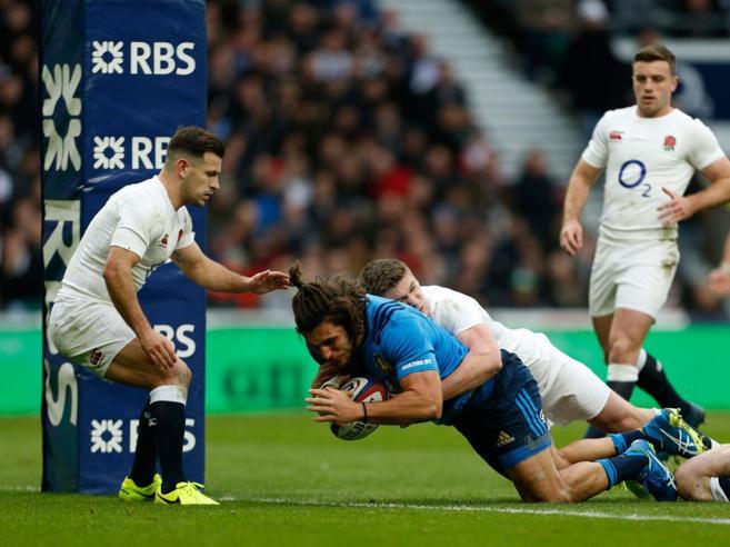Sei nazioni: Inghilterra-Italia 36-15 Azzurri battuti, ma dando lezioni ai maestri