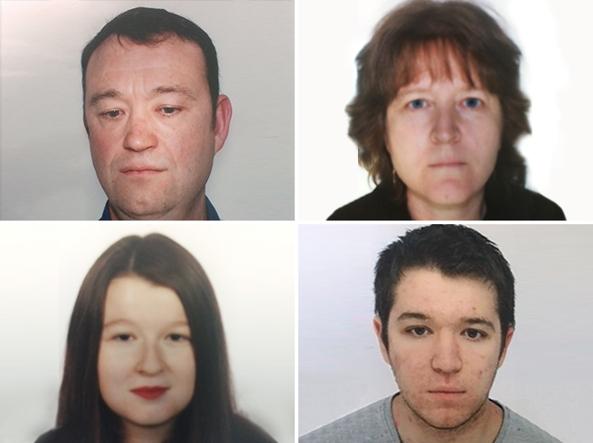 Tutta la famiglia scompare nel nulla: i sospetti sul figlio maggiore