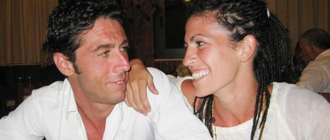 Dj Fabo e la compagna Valeria