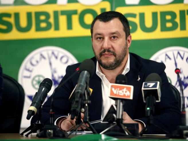 Salvini: caro Gramellini accetto le critiche ma io lavoro da quando  avevo sedici  anni