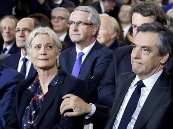 Francia, Fillon annulla visita. Ritiro?
