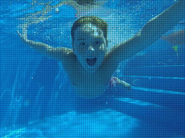 In una piscina pubblica ci sono fino a 75 litri di pipì