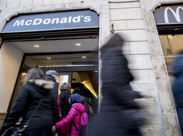 Consegne a domicilio per recuperare clienti — McDonald's