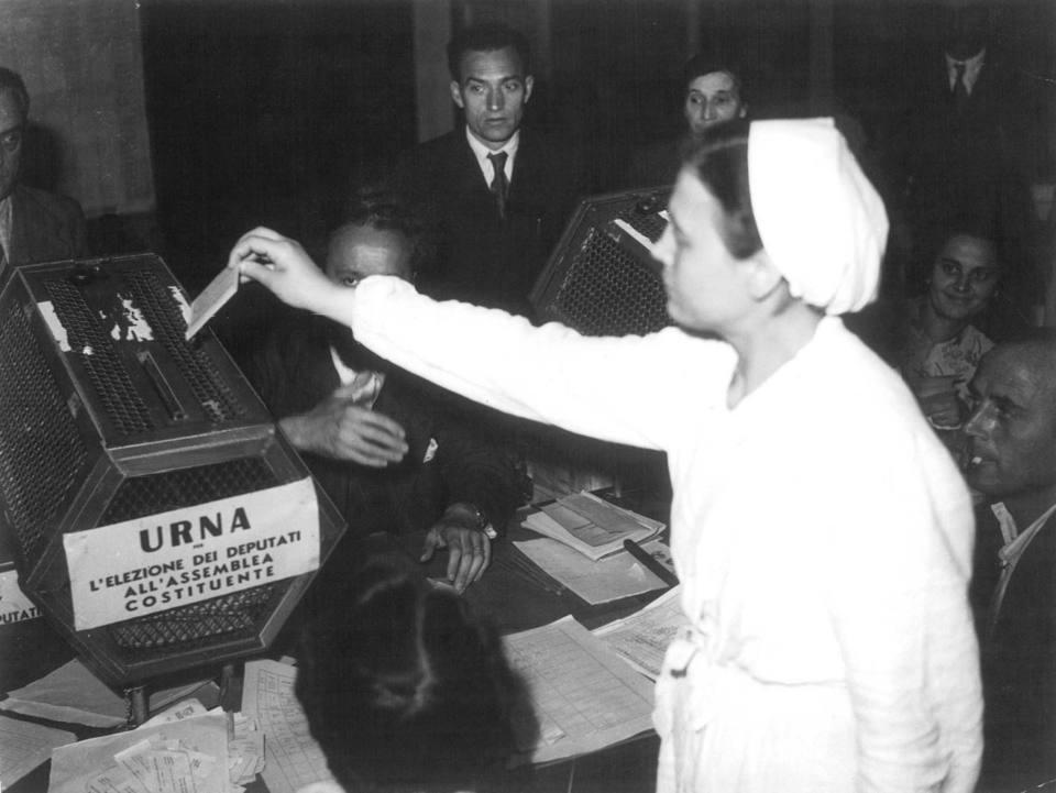 Il voto
