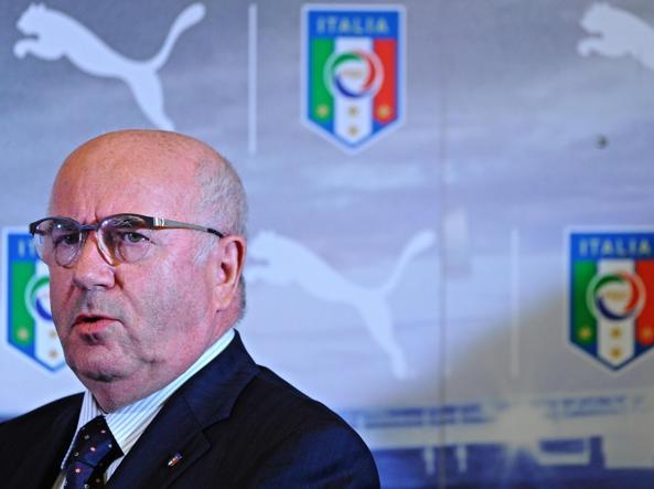 Calcio. Carlo Tavecchio confermato presidente della Federcalcio