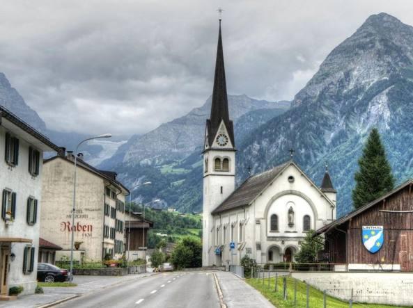 Terremoto in svizzera le testimonianze come se un for Piani della casa sul tetto
