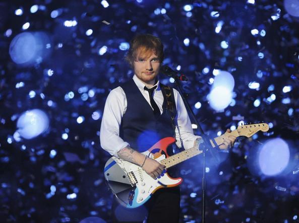 Ed Sheeran (Getty)