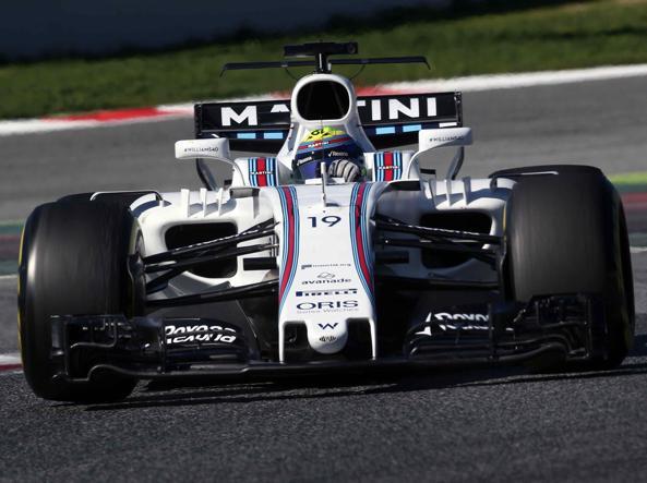 Felipe Massa (Lapresse)