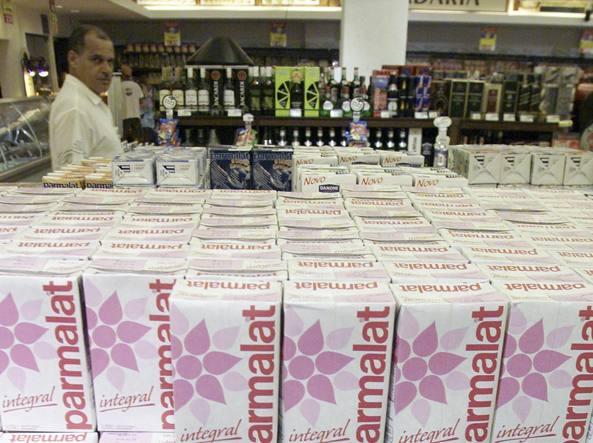 Azioni Parmalat in forte rialzo: prezzo OPA aumentato