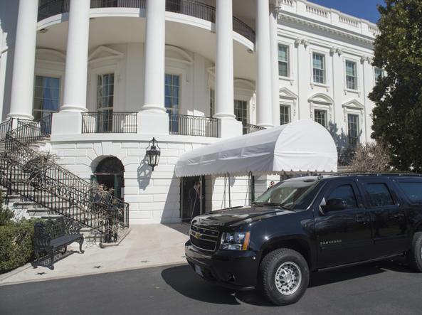 Intruso alla Casa Bianca