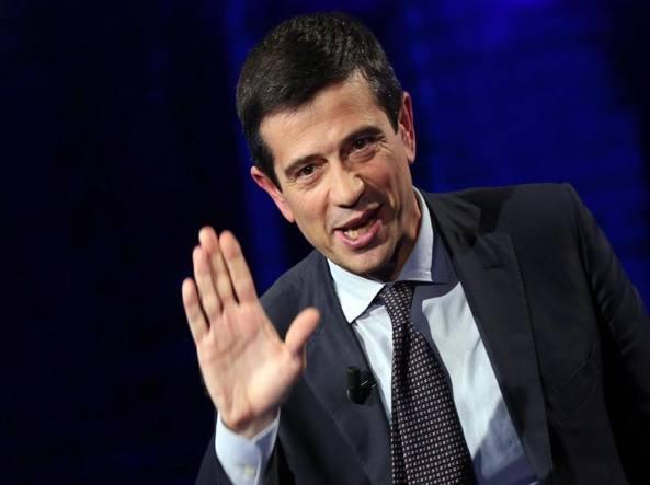Maurizio Lupi, capogruppo Ncd