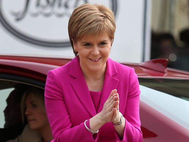 Scozia, la premier annuncia  nuovo referendum per l'indipendenza