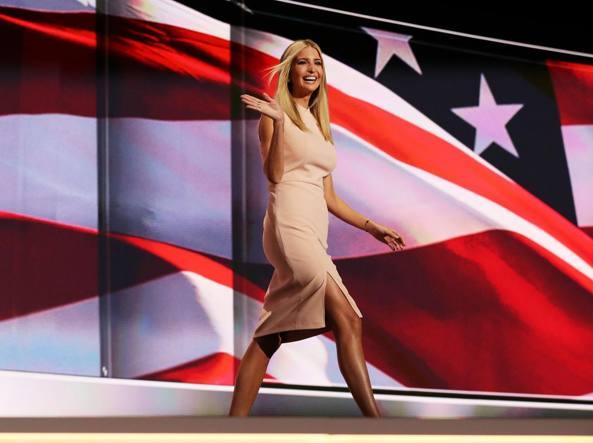 Bufera per lo spot su Ivanka Trump interpretato da Scarlett Johansson