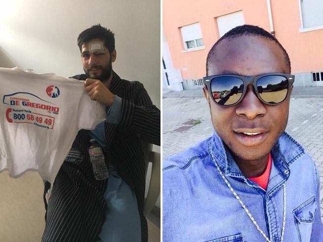 Torino: difende compagno di squadra da insulti razzisti, aggredito  è grave Foto|Video