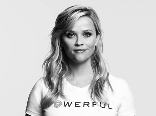 L'attrice Reese Witherspoon (Instagram @toryburch)