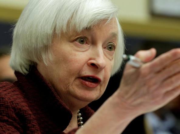 Jent Yellen, presidente della Federal Reserve