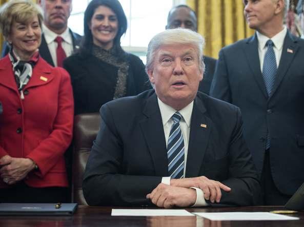 Casa Bianca 'batte' Msnbc: Trump pagò 38 milioni di tasse nel 2005